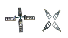 Marathon Clamp Post Kit Package of 4