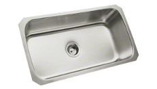 Sterling by Kohler McAllister Stainless Steel Undermount Sink