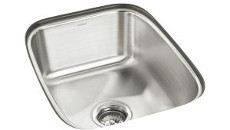 Sterling by Kohler Springdale Single Basin Stainless Steel Undermount Sink