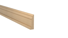 Crown moulding from for Miterless crown moulding