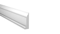 Fypon polyurethane baseboard trim from for Fypon crown molding trim