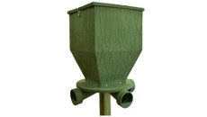 Banks Outdoors Feeder 300 Pound Gravity Feeder