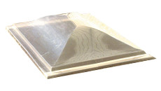 Bilco ScapeWEL Polycarbonate Clear Cover