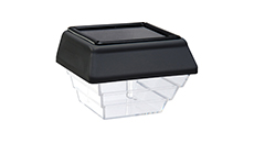 "DecKorators 4"" Designer Solar Accent Light"