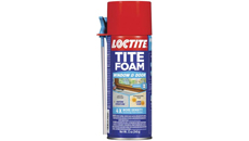 Loctite Tite Foam Insulating Foam Sealant - 12oz. (Carton of 12 Cans)