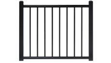 DecKorators Aluminum Deck Gate