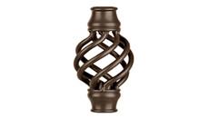 DecKorators Baluster Basket