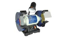Rikon 8in. 3/4 HP Variable Speed Bench Grinder