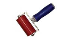Everhard Ergonomic 2 x 4in. Silicone Seam Roller