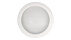 Natural Light Tubular Skylight Diffuser with Trim Ring