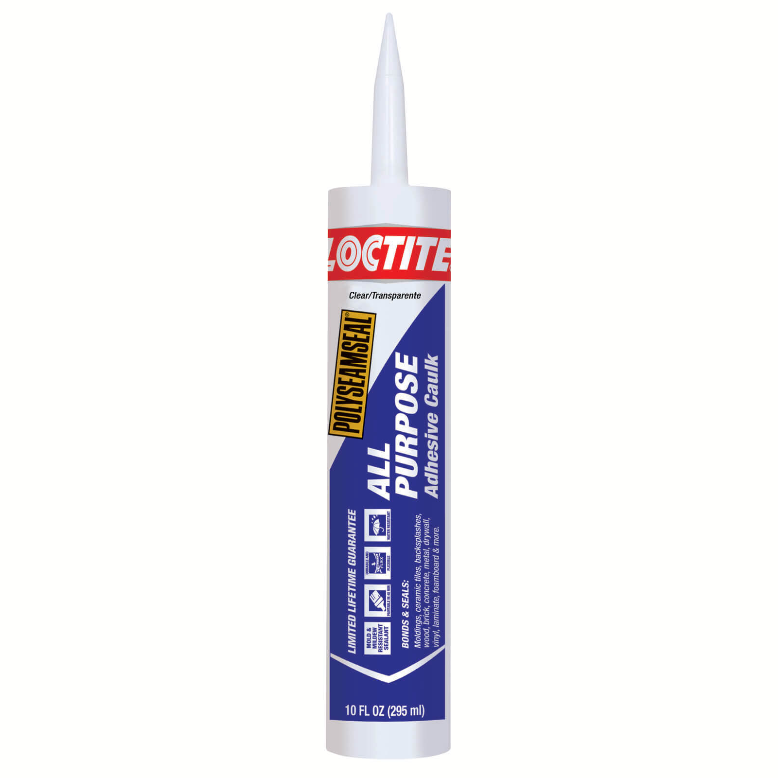 Loctite Polyseamseal All Purpose Adhesive Caulk From Buymbs