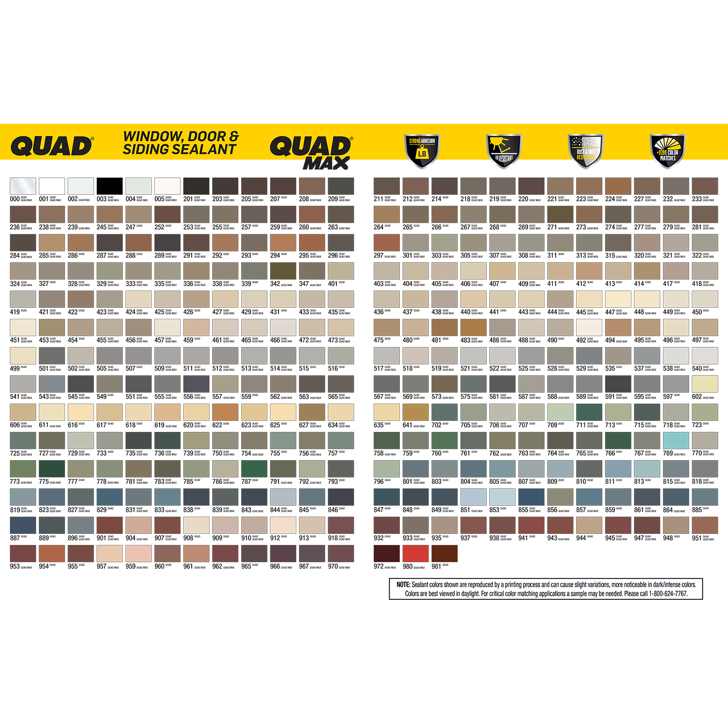 Osi quad and quad max color guide geenschuldenfo Gallery