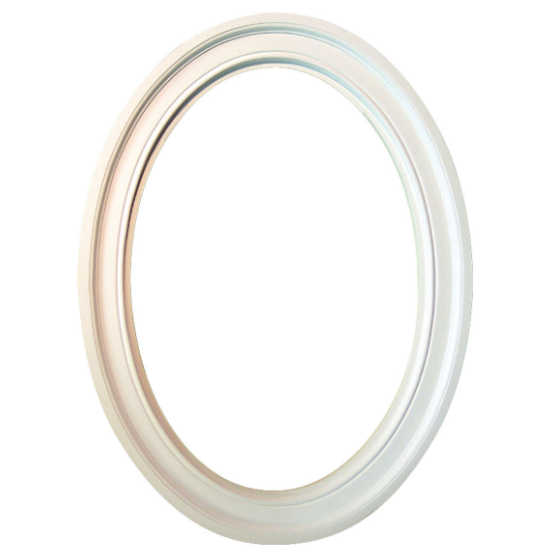 Fypon polyurethane oval trim 4m decorative from for Fypon trim