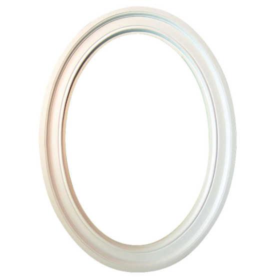Fypon polyurethane oval trim 4m decorative from for Fypon trim