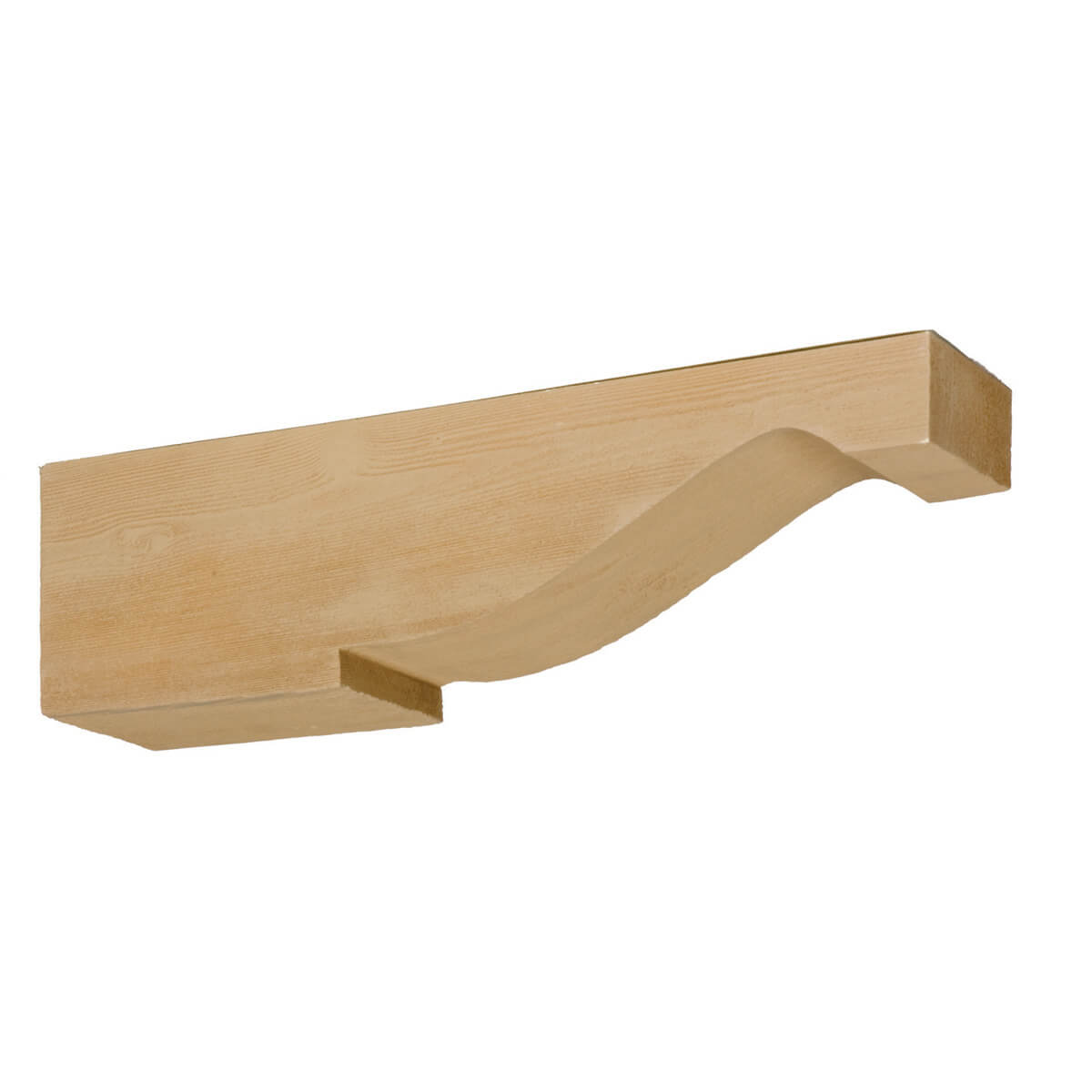 Fypon polyurethane timber brackets and corbels from - Exterior structural wood brackets ...