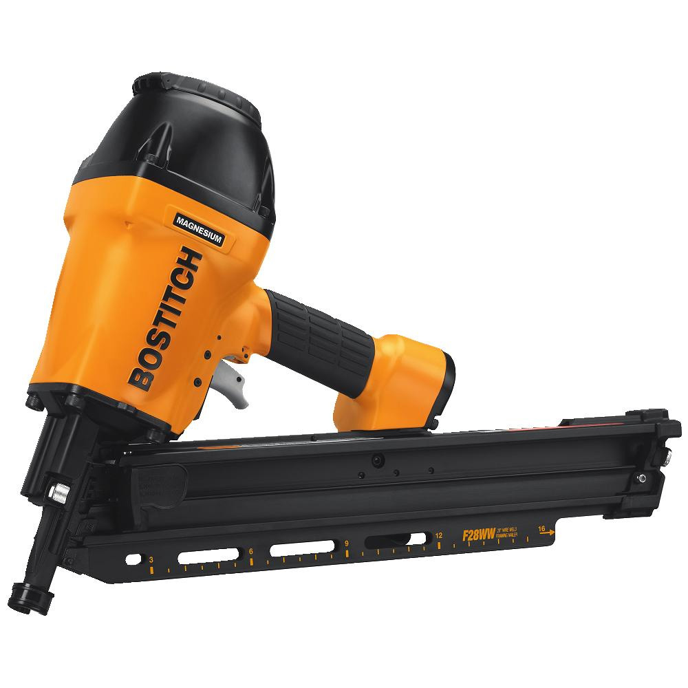 Bostitch 28° Wire Weld Framing Nailer from BuyMBS.com