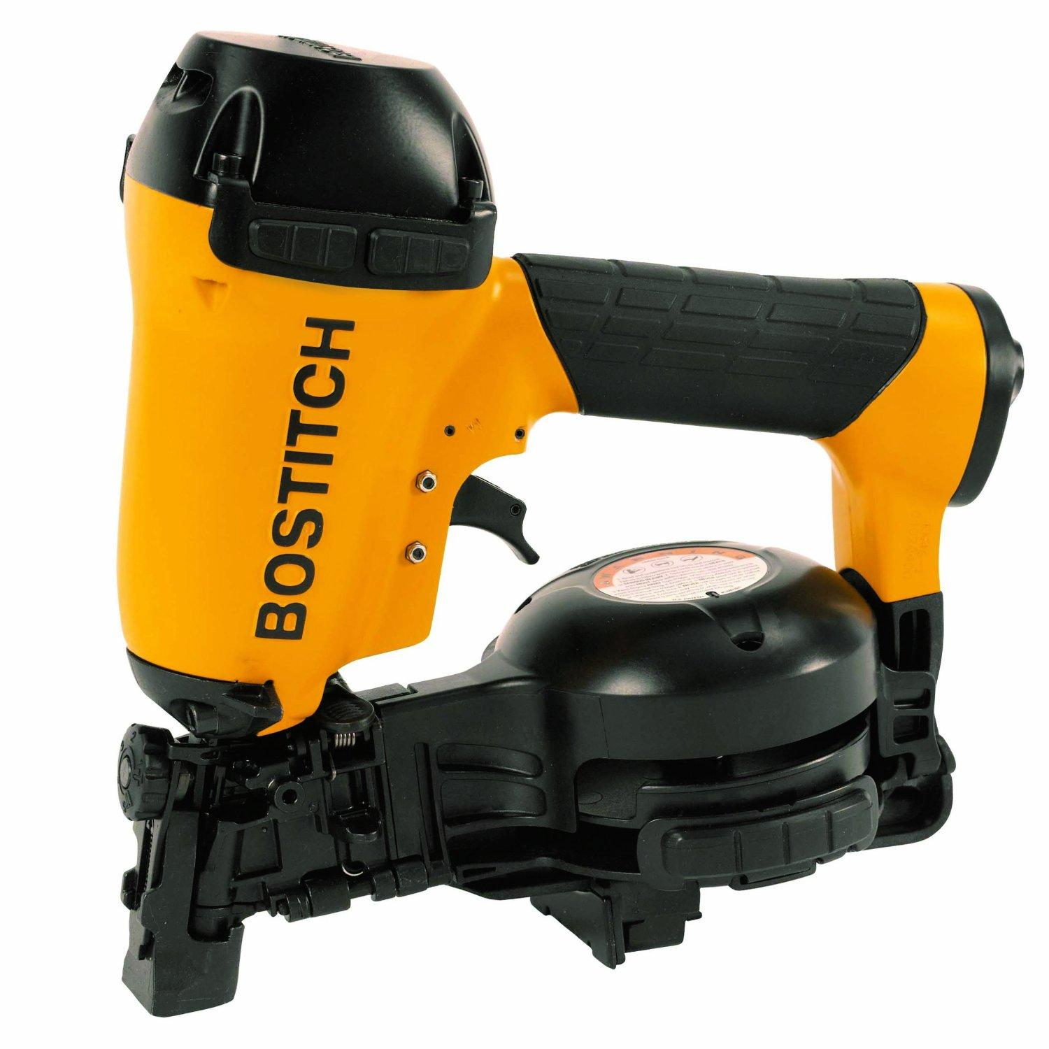 Bostitch Coil Roofing Nailer - 15 Degree