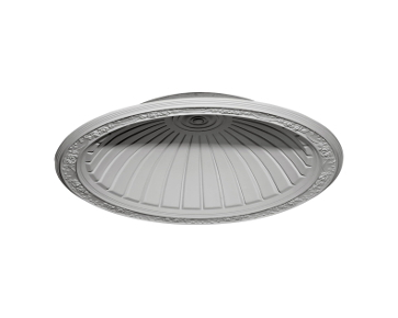 Ekena Millwork Hamilton Ceiling Dome From Buymbs Com