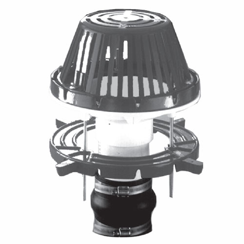 Marathon enpoco pak roof drain with strainer from buymbs