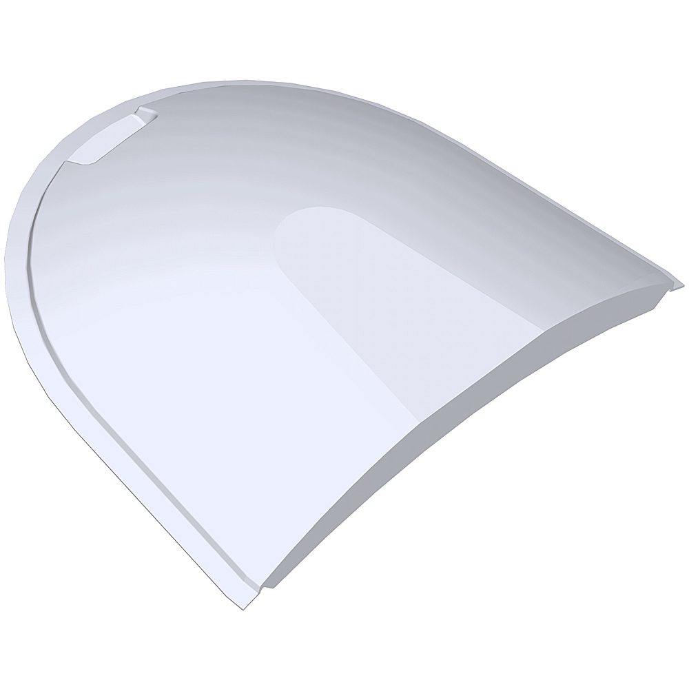 Bilco StakWel 55in. X 41in. Polycarbonate Clear Cover From