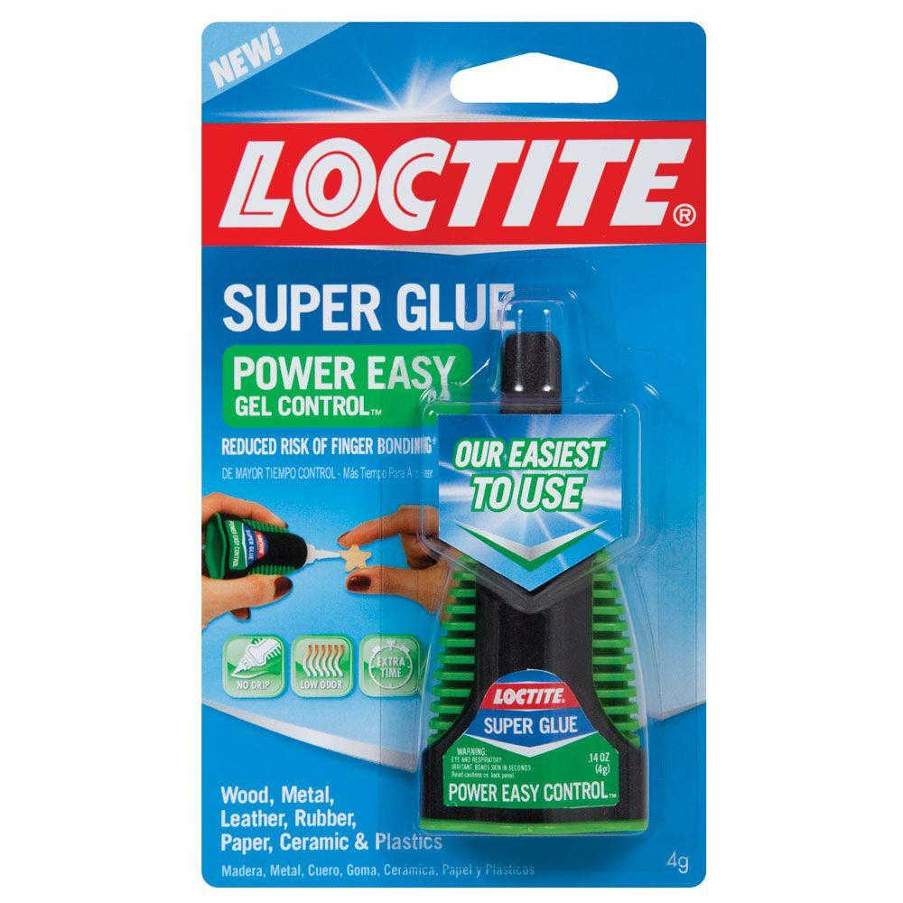 Loctite Super Glue Extra Time Control - 4g (6 Bottles Per Carton)