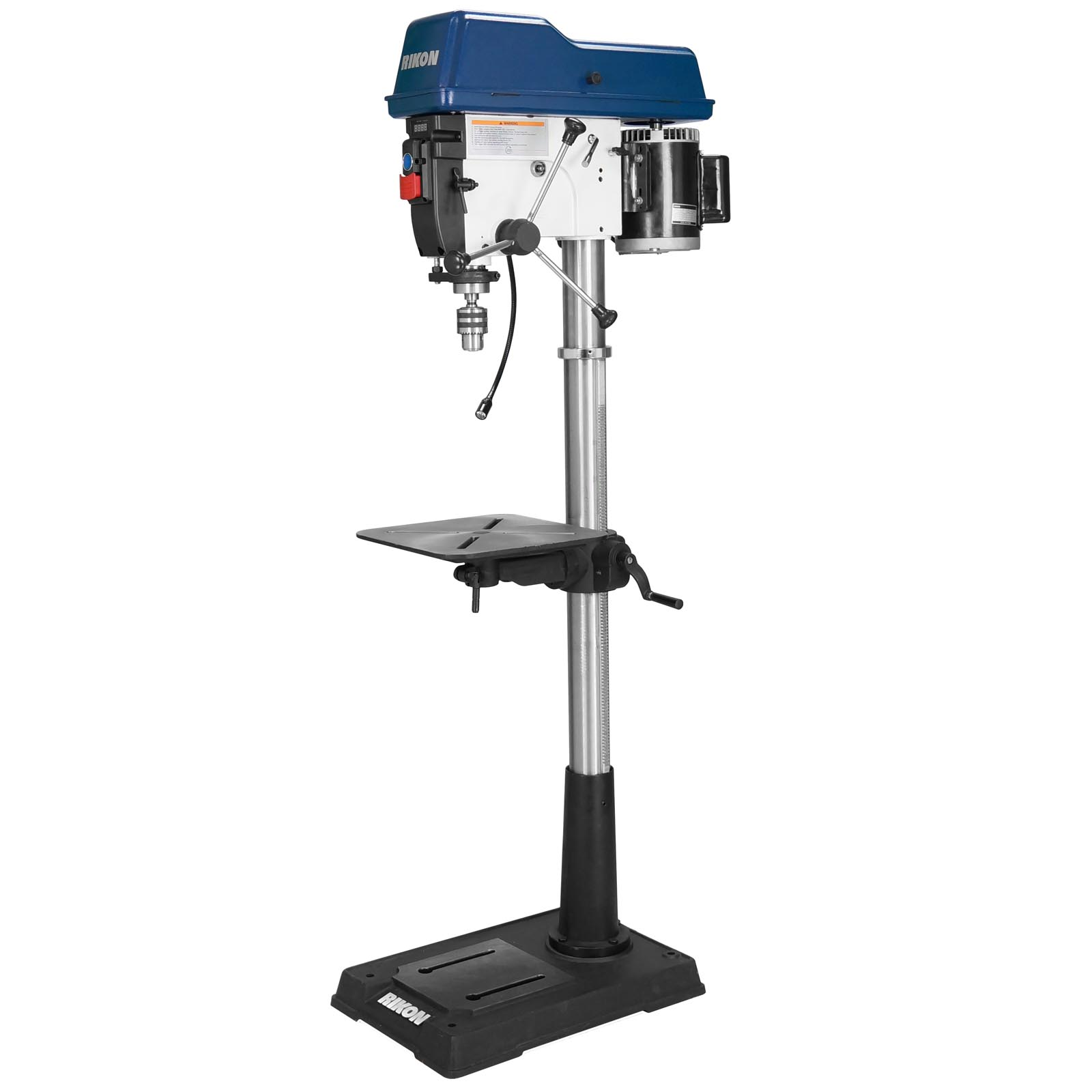 Rikon 17in 1 1 2 hp variable speed drill press from for 2 hp variable speed motor