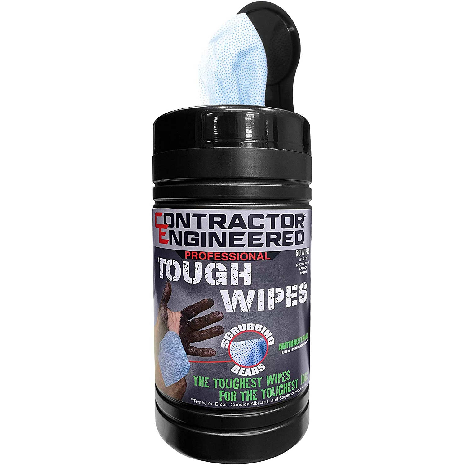 CE Tools Tough Wipes