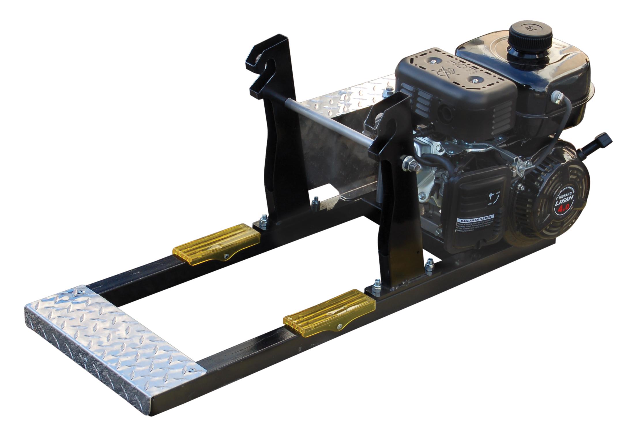 TranzSporter TP250 250lb  28ft  Ladder Hoist from BuyMBS com