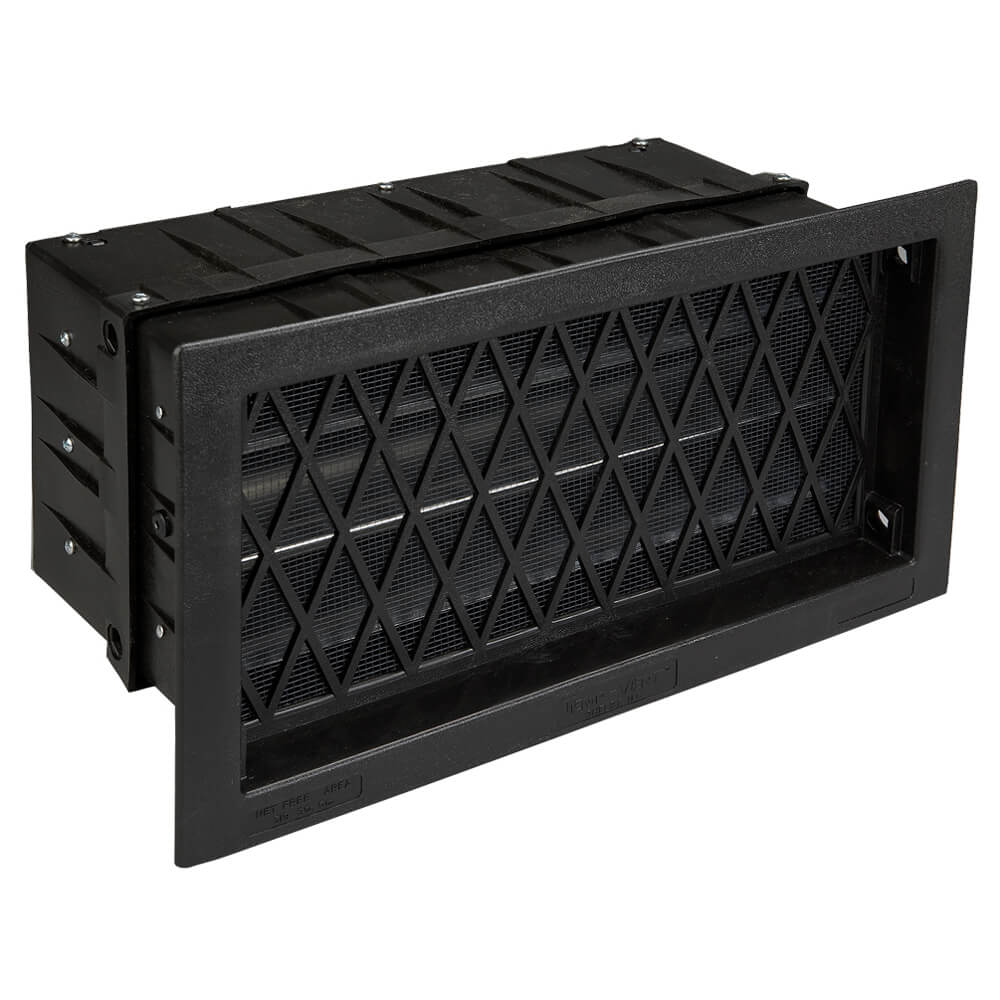 air vent powered foundation vents - Foundation Vent Covers