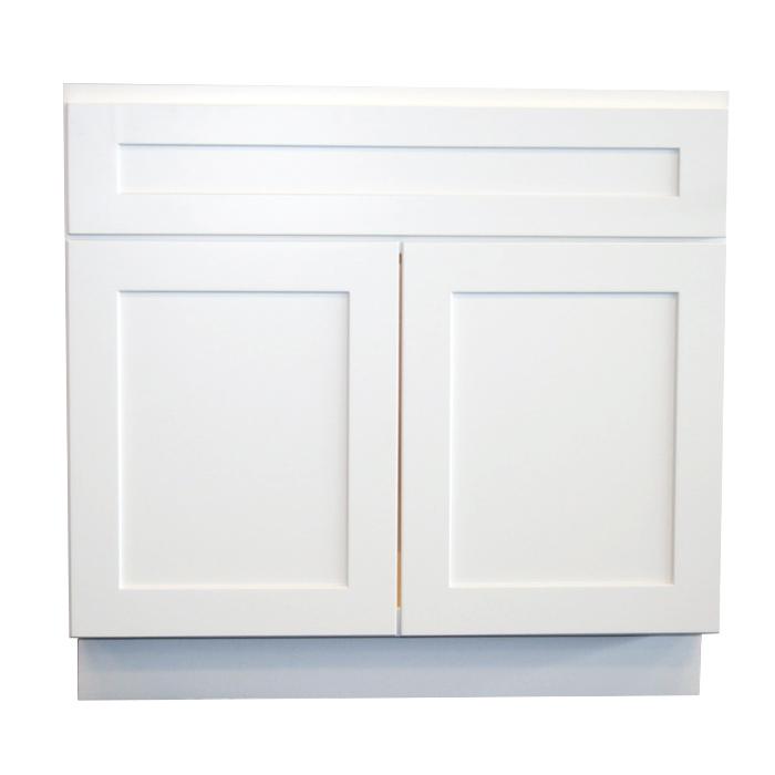 Sink Base - 30in. - White