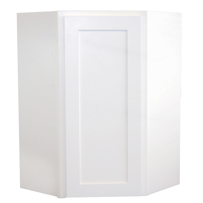 Wall Angle Cabinet - 24in. x 30in. - White