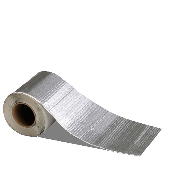 3in. Aluminum - Single Roll