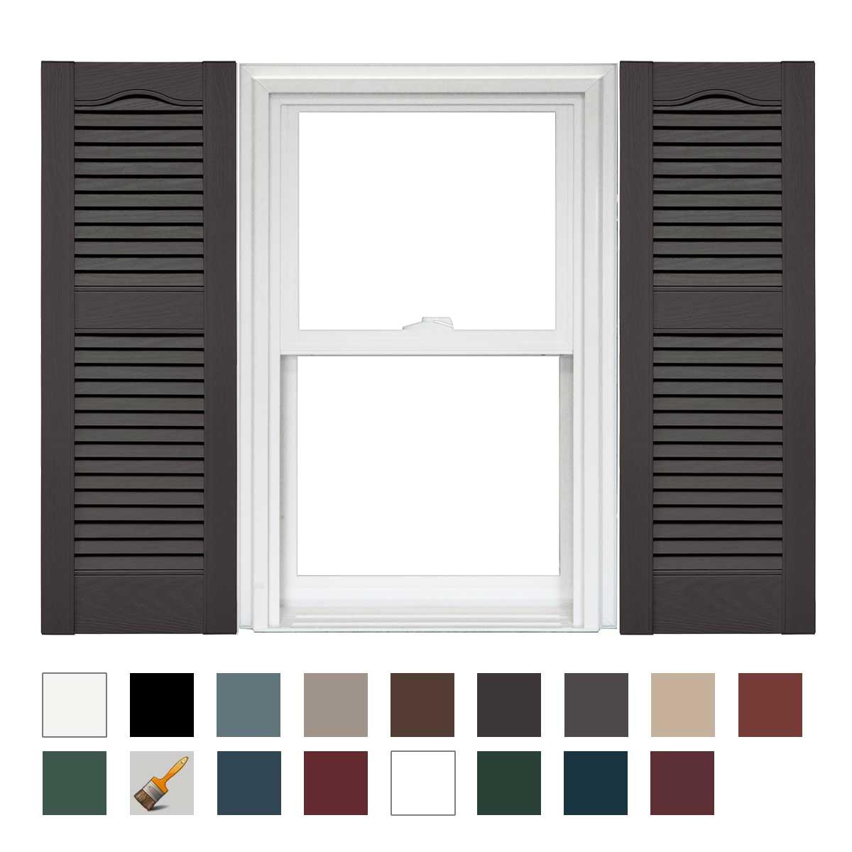 14.5 x 55 018 Tuxedo Gray