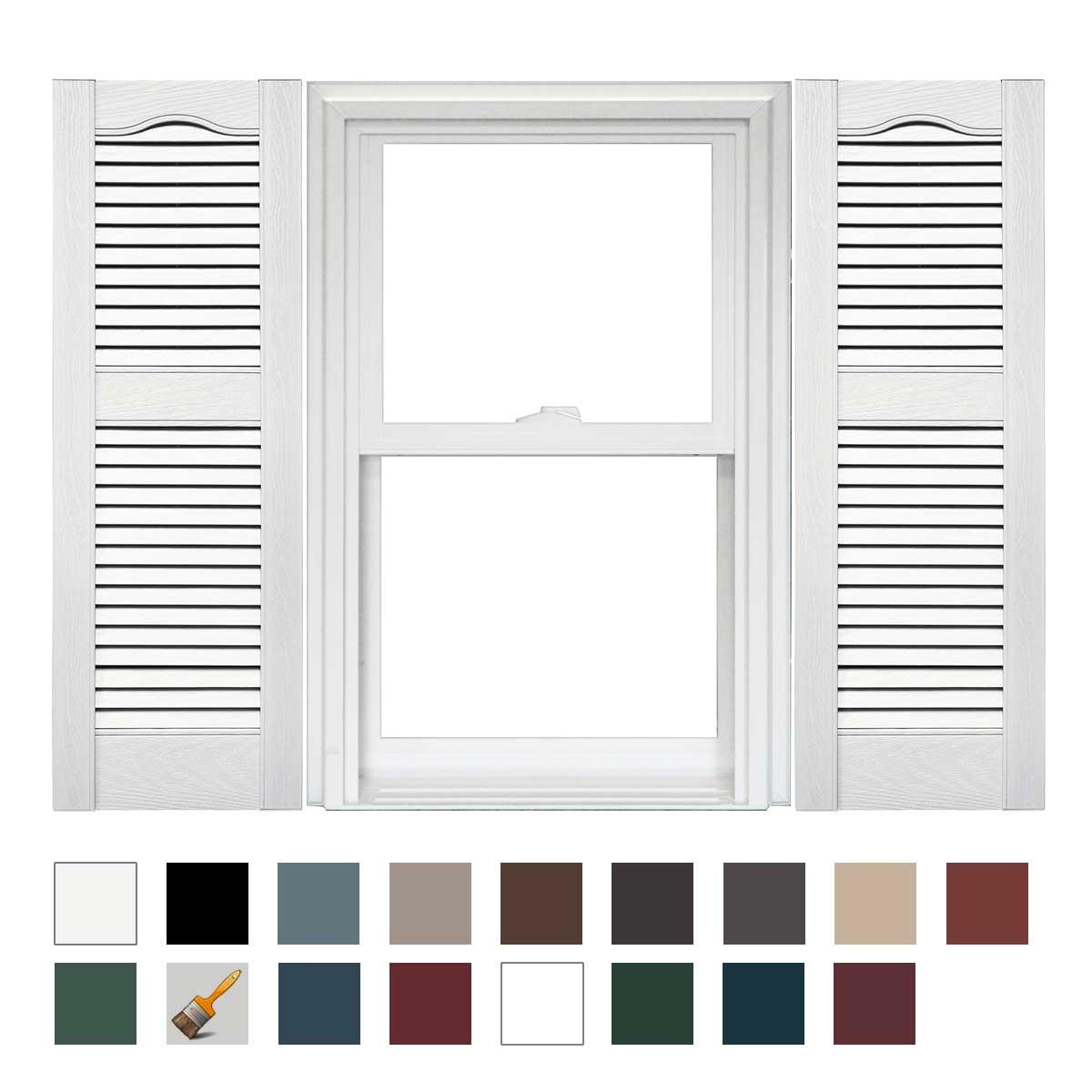 14.5 x 60 117 Bright White