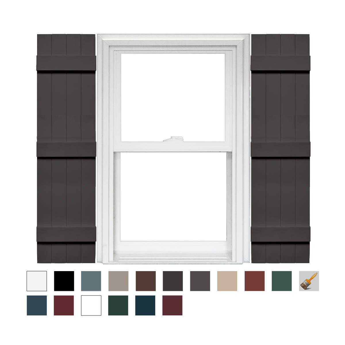 14 x 55 018 Tuxedo Gray