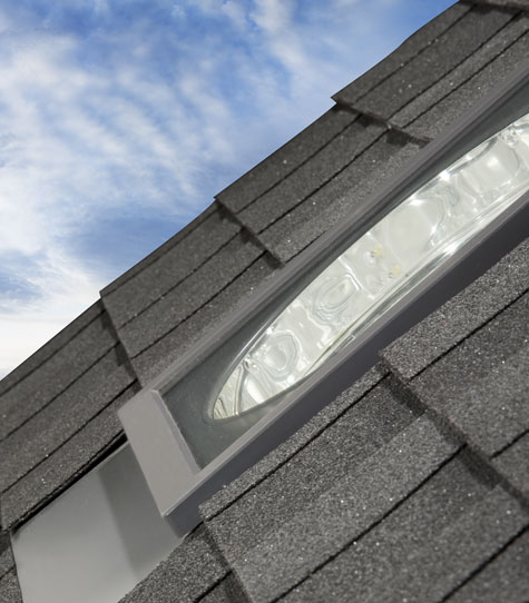 Velux Tlr Sun Tunnel Flat Glass Residential Skylight From: velux sun tunnel installation instructions