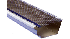 Berger Building Products Aluminum Drop-In Gutter Guard