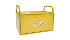 Tie Down Roof Cart Material Tool Box