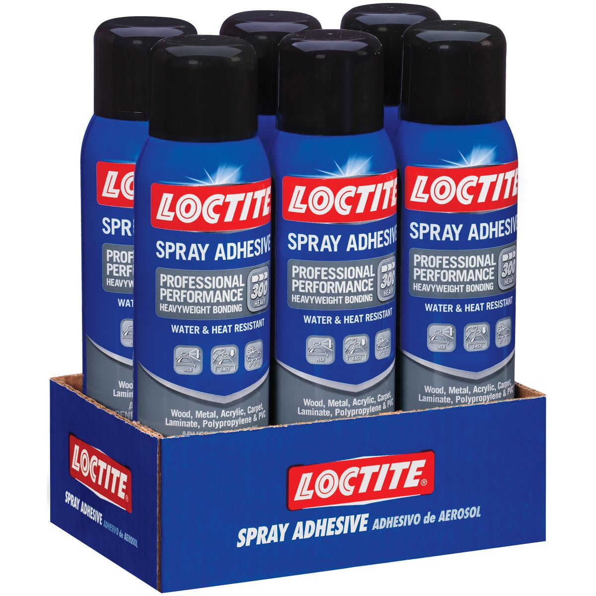 Loctite Spray Adhesive Professional Performance 13 5 Oz