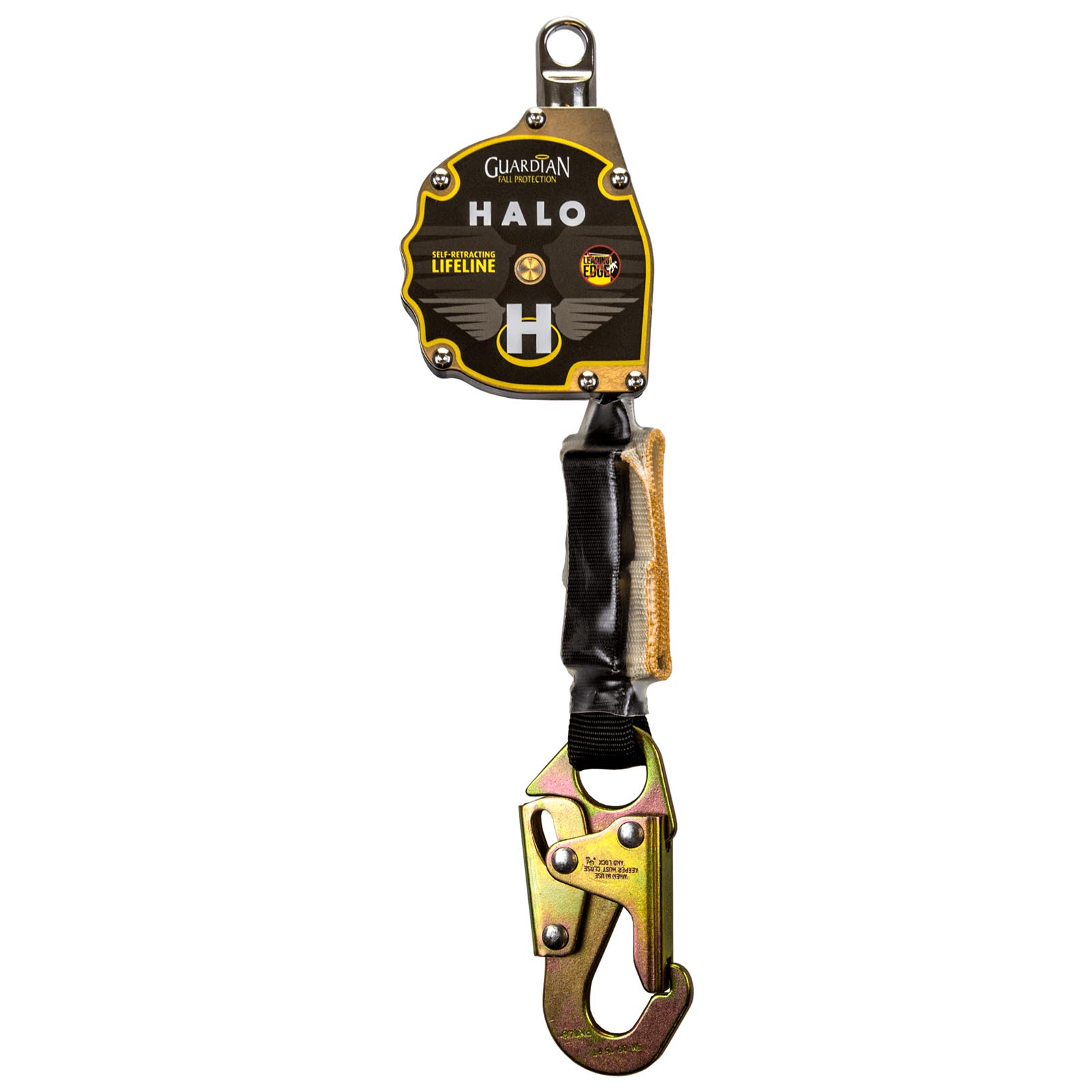 Guardian Fall Protection 11 Web Retractable Lifeline From