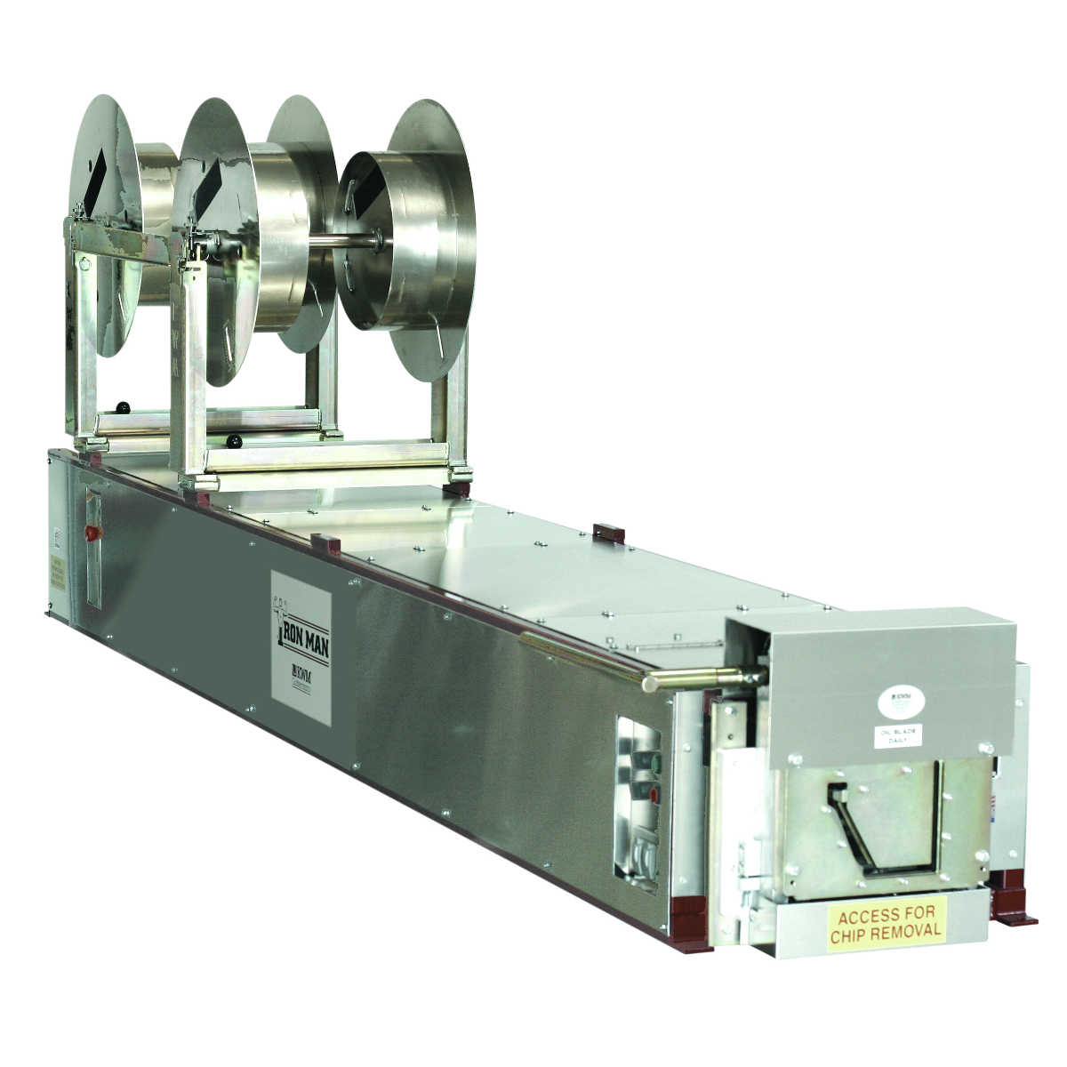 7 gutter machine
