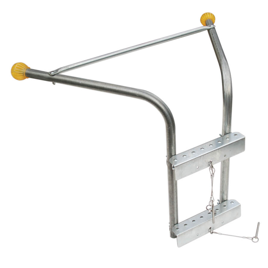 Roof Zone Ladder Stabilizer From Buymbs Com