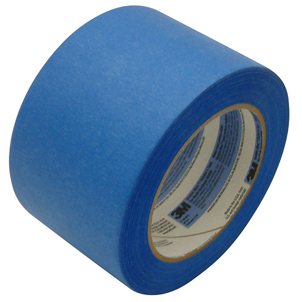 3m Blue Masking Tape Carton Of 24 From