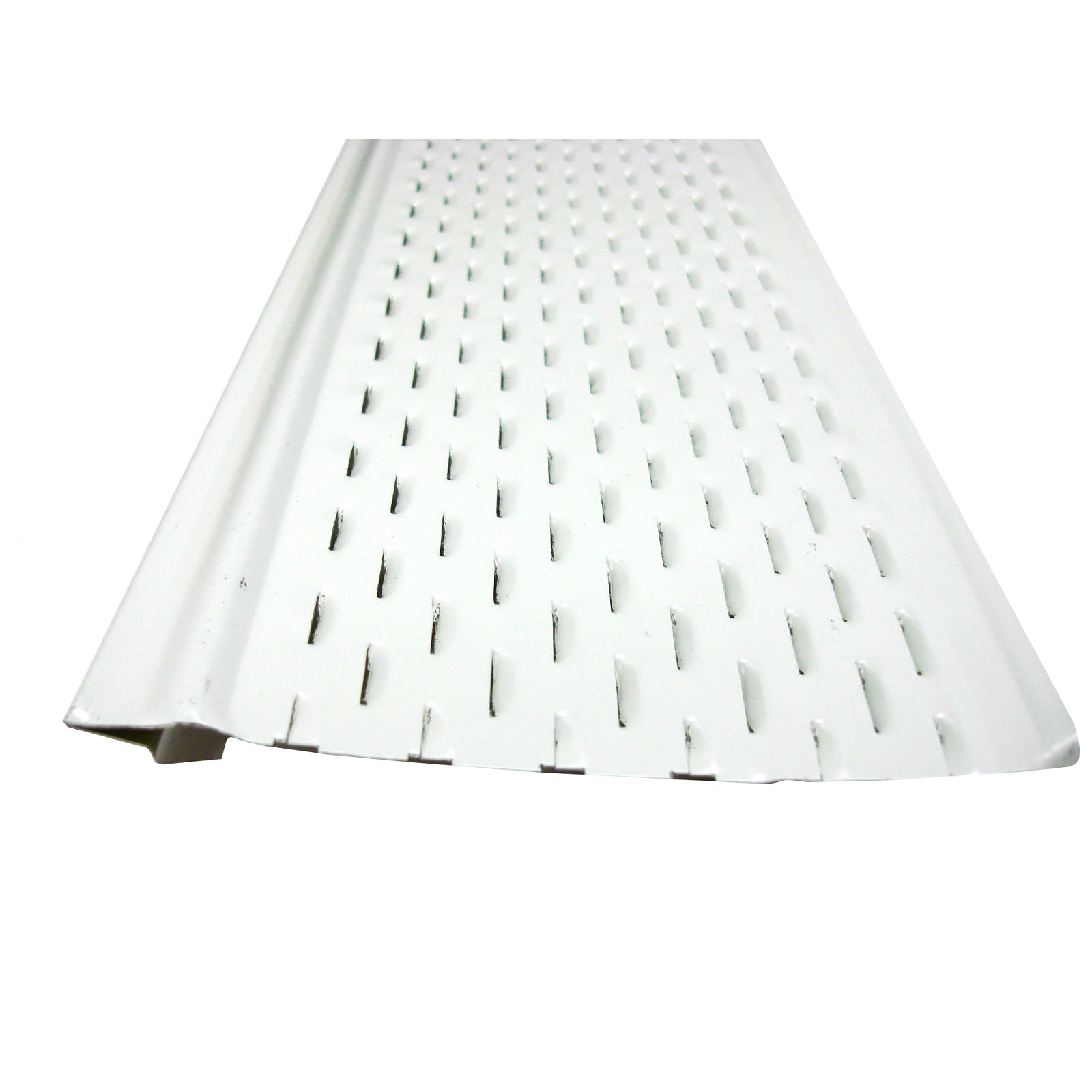 Us Aluminum Leaf Shelter Gutter Guard Carton Of 100ft Ebay