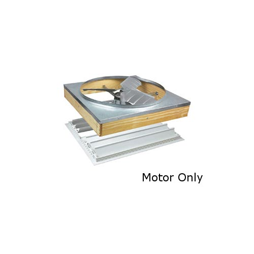 Air Vent Direct Drive Whole House Fan Replacement Motor