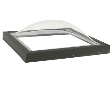 Velux Cg2 Acrylic Double Dome Curb Mount Commercial