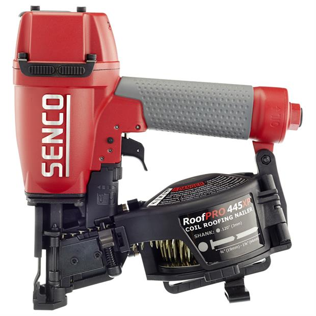 Senco Roofpro 445xp Coil Roofing Nailer From Buymbs Com
