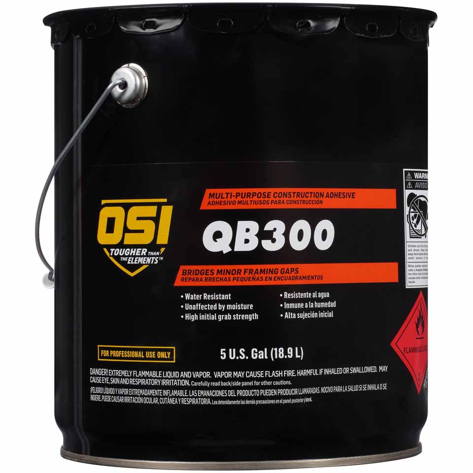 Osi Qb300 Multi Purpose Construction Adhesives From Buymbs Com