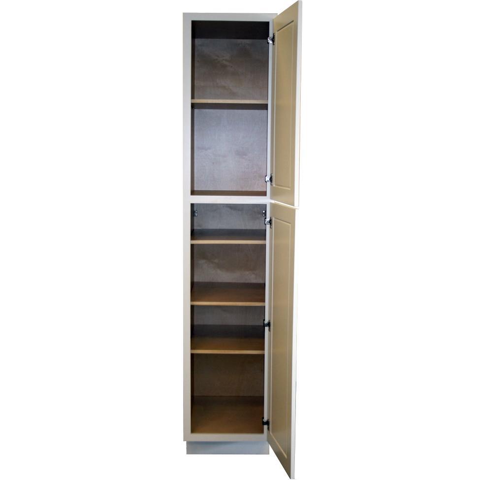Cabinet with Open Doors