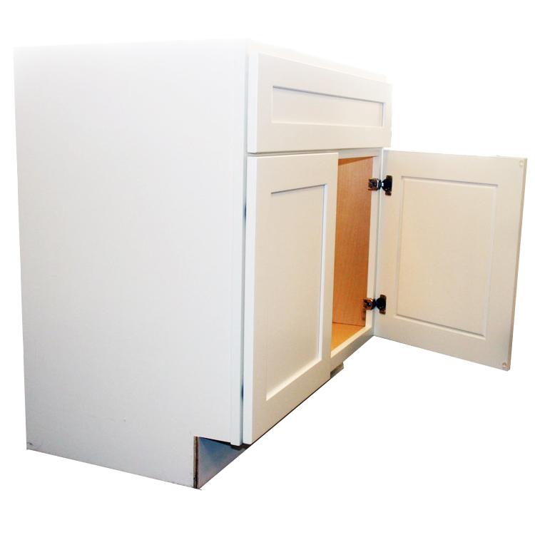 Sink Base Cabinet Side Open